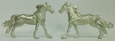 5030-Friesian Stallion
